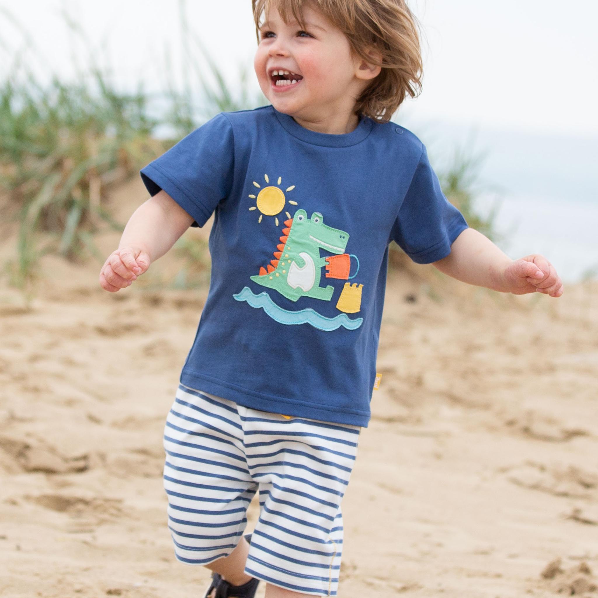 Kite Croc Castle T Shirt