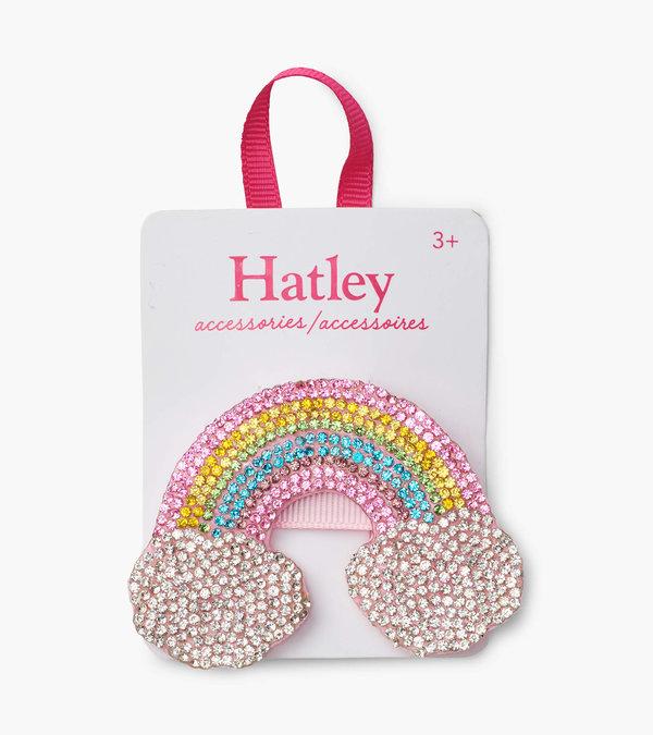 Hatley Bling Rainbow Large Hair Clip