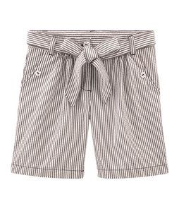 Petit Bateau Stripe Shorts