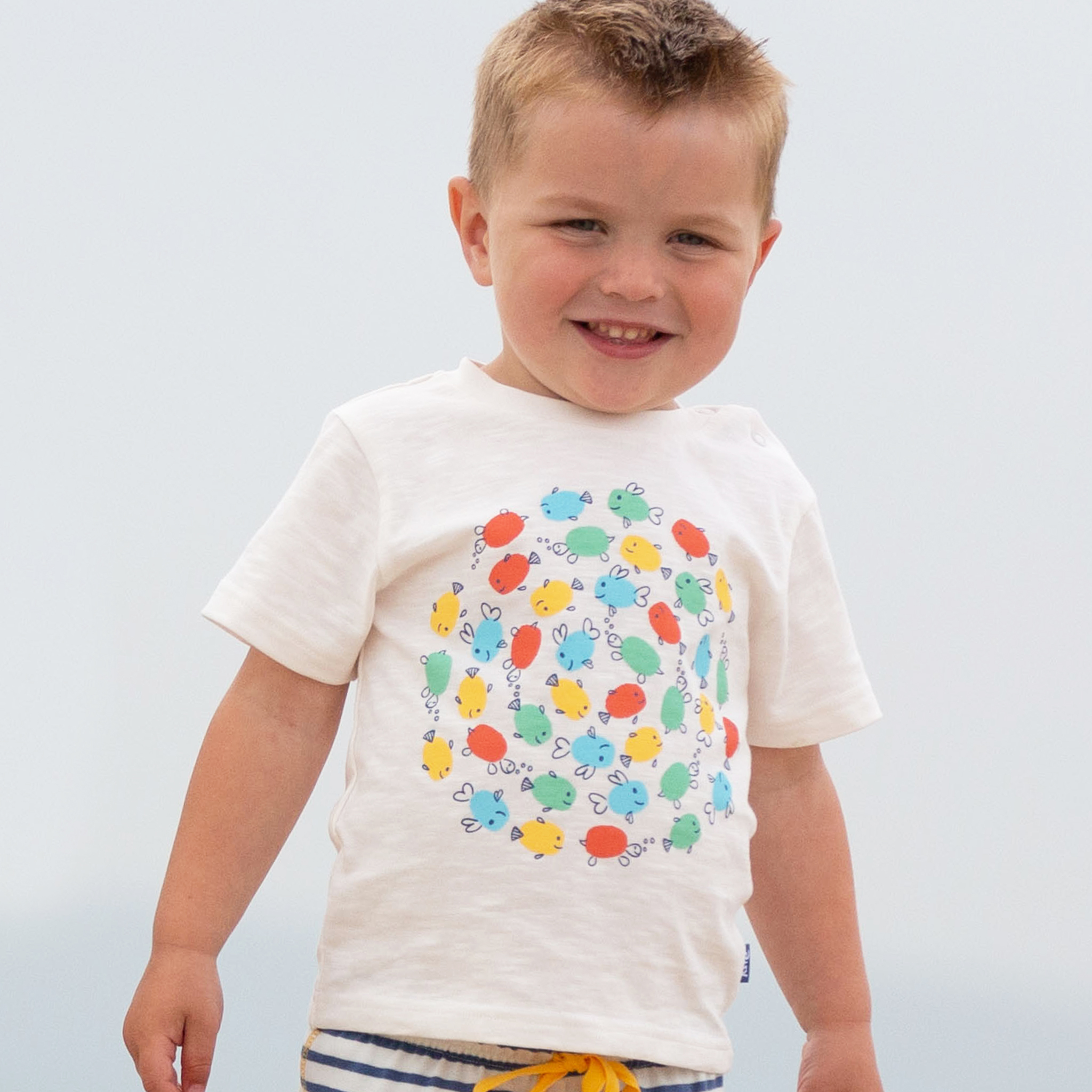 Kite Thumb Fish T Shirt