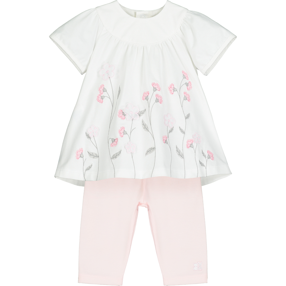 Emile et Rose Wallis Girls Top and Leggings