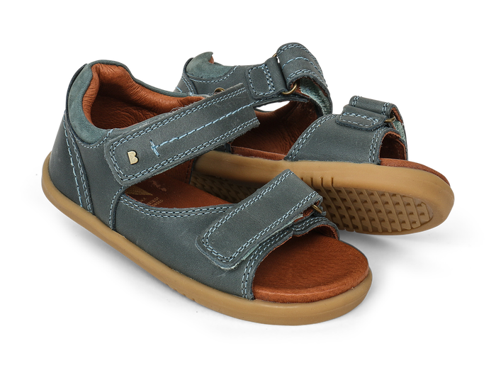 Bobux IW Driftwood Open Sandal Slate