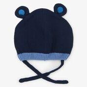 Hatley Blue Bear Ears Baby Winter Hat