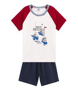 Petit Bateau Boys Pyjamas