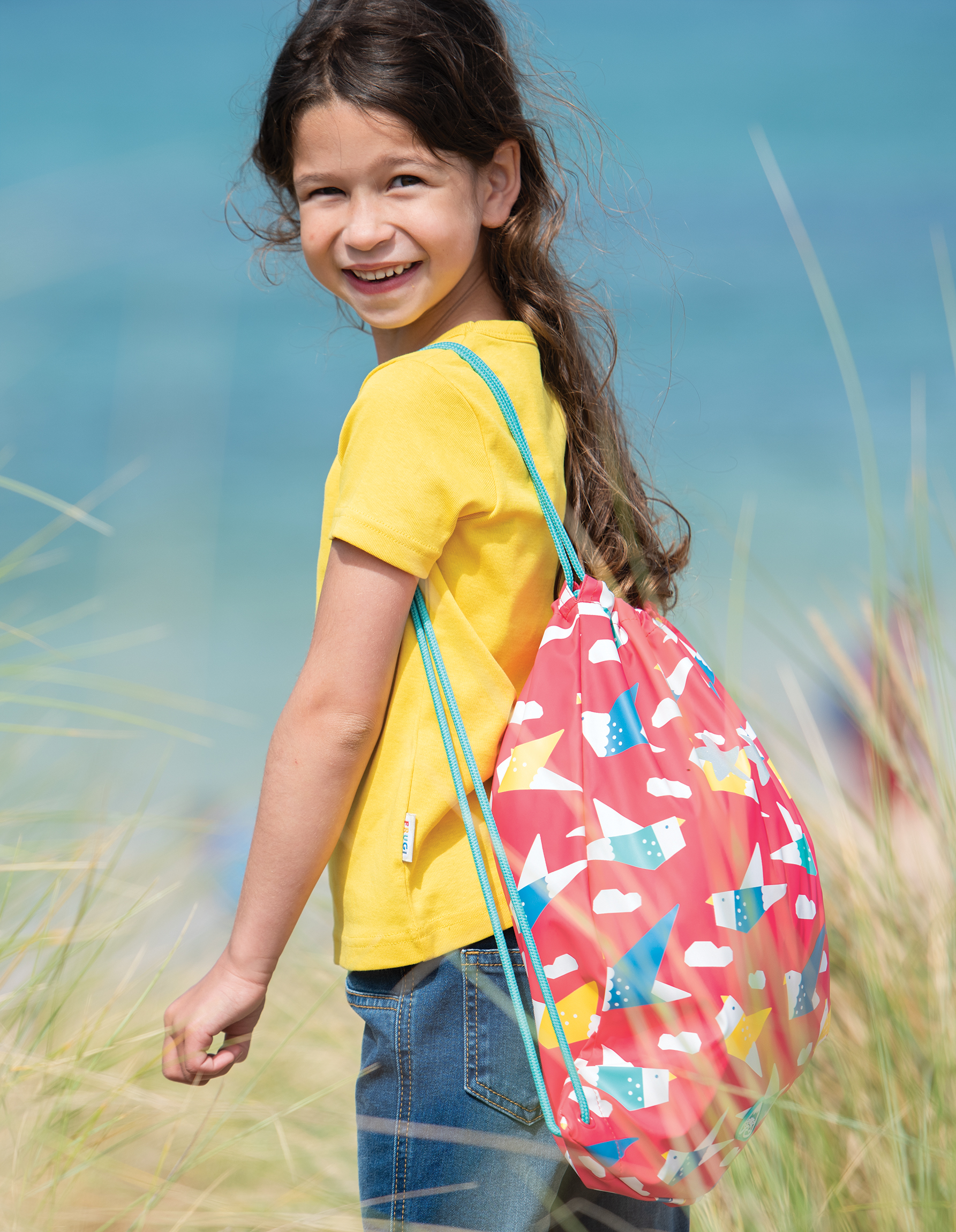 Frugi Good To Go Bag