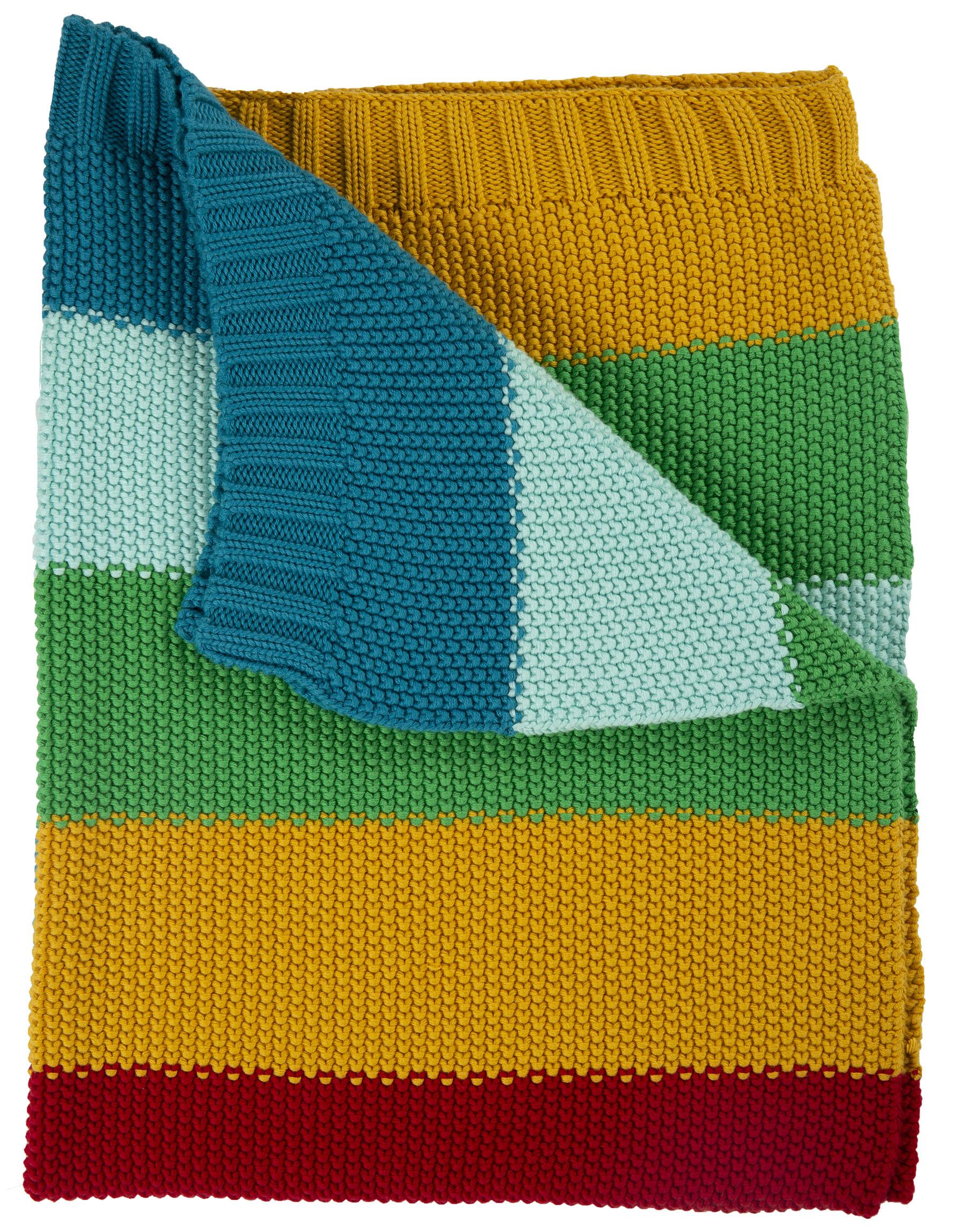 Frugi Cuddle Up Rainbow Blanket
