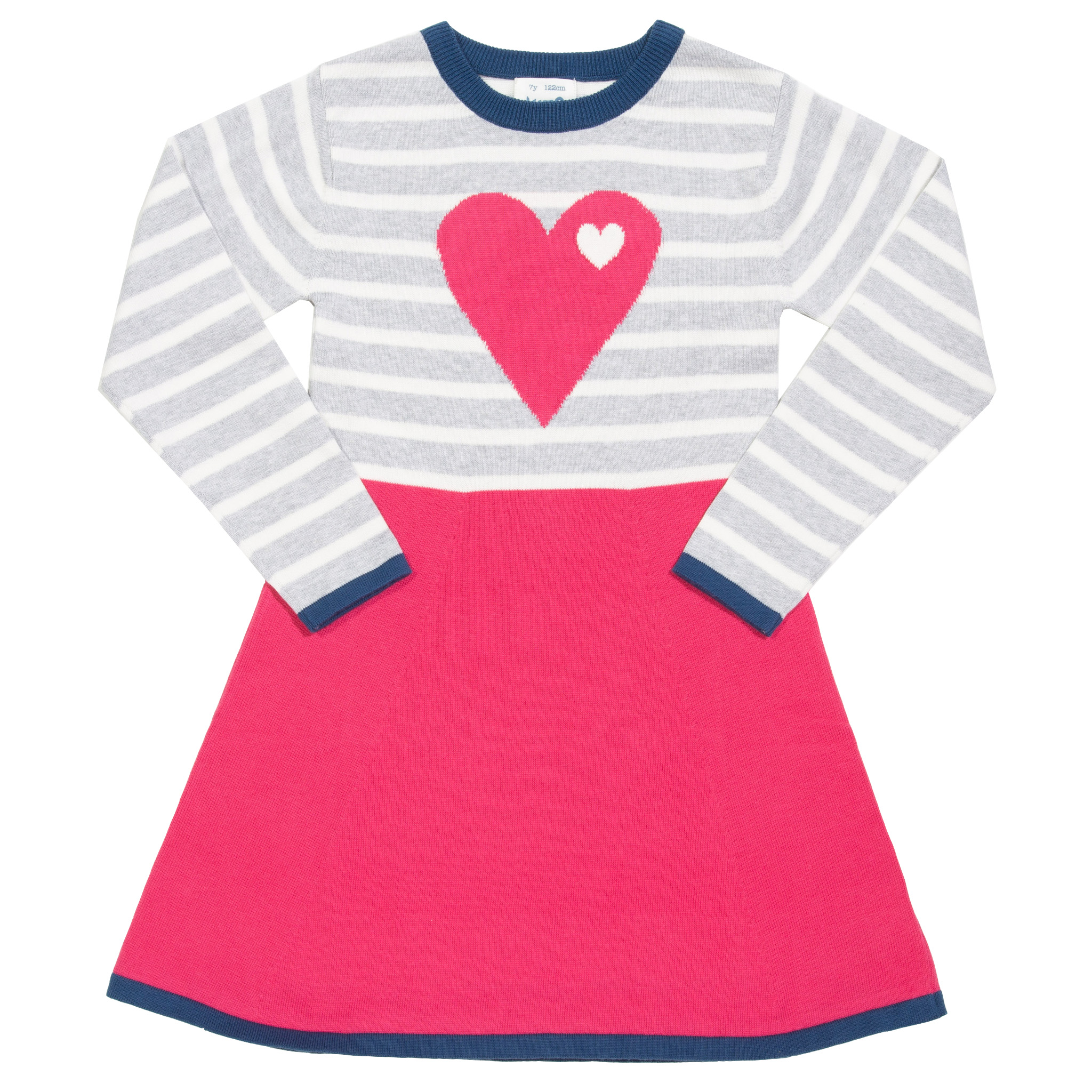 Kite Heart Knit Dress