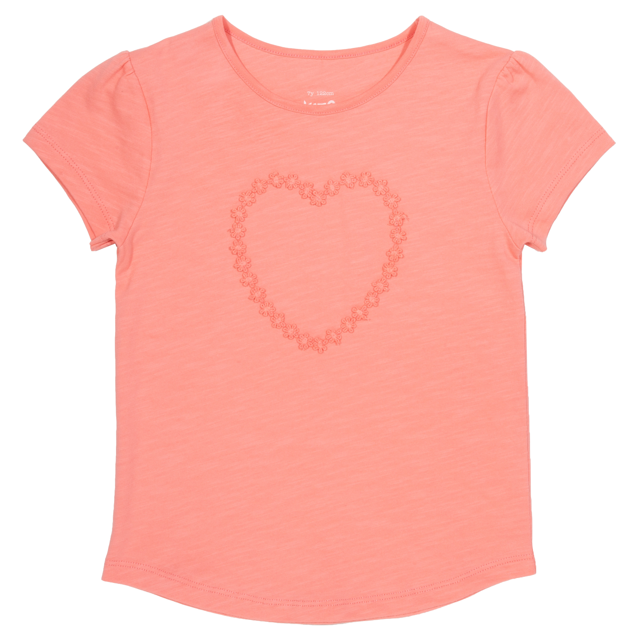 Kite Daisy Heart T Shirt
