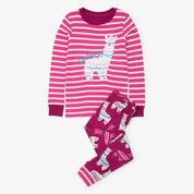 Hatley Adorable Alpaca Organic Cotton Pyjamas