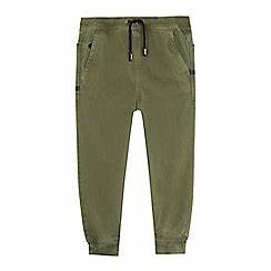Angel & Rocket Hunter Khaki Joggers