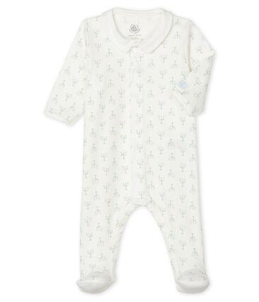 Petit Bateau Giraffe Sleepsuit
