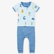 Hatley Alphabet Animals PJs
