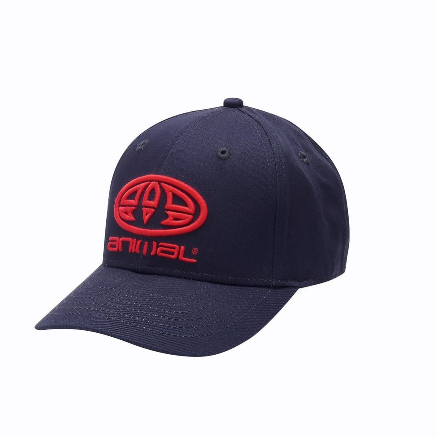 Animal Bonassola Navy Adjustable Cap
