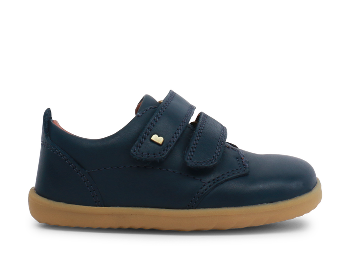 Bobux SU Port Dress Shoe Navy