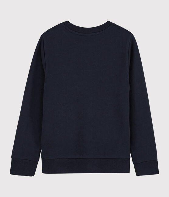 Petit Bateau Boys Fleece Sweatshirt