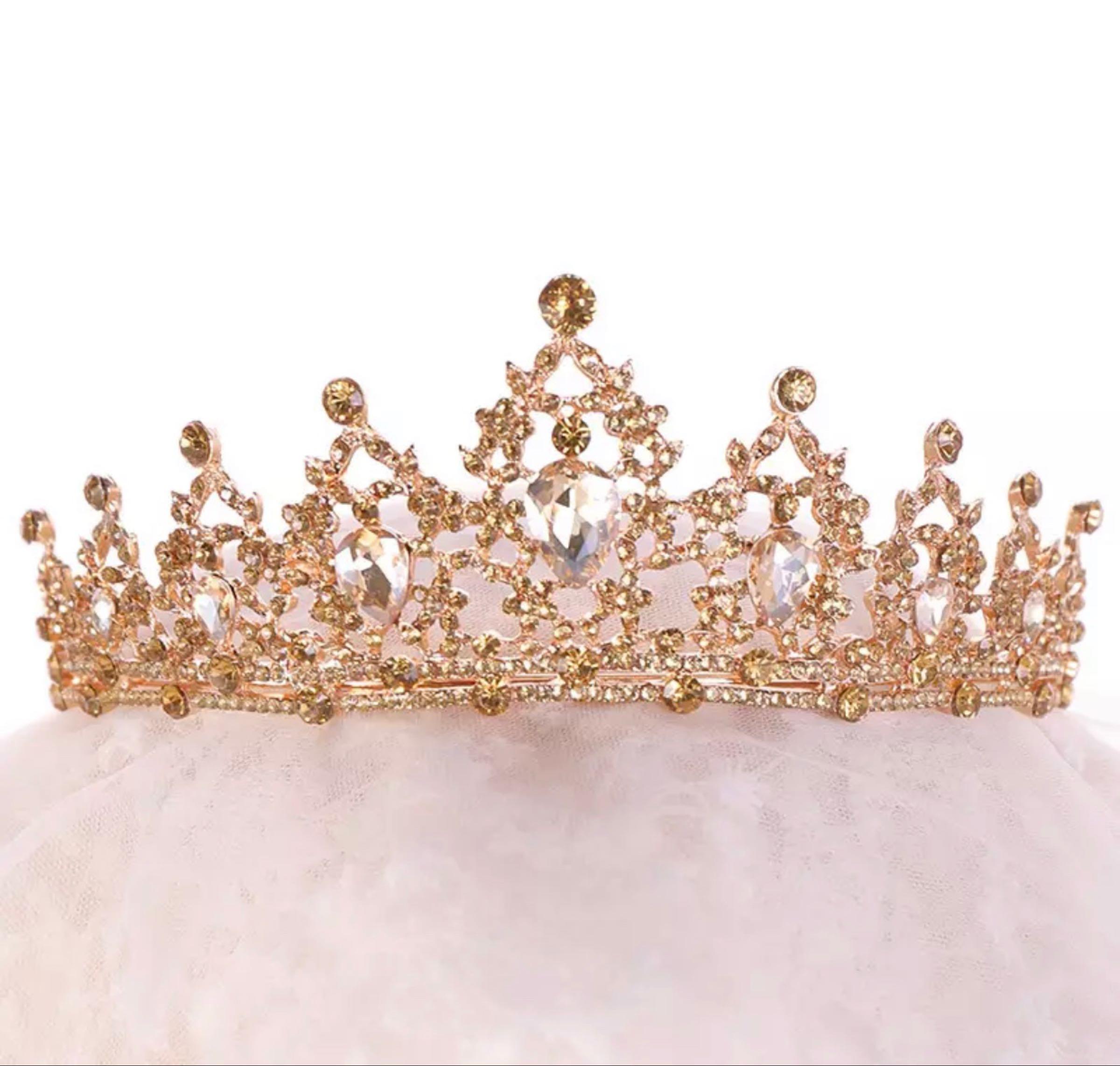 Tiara prinsessa ruusukulta