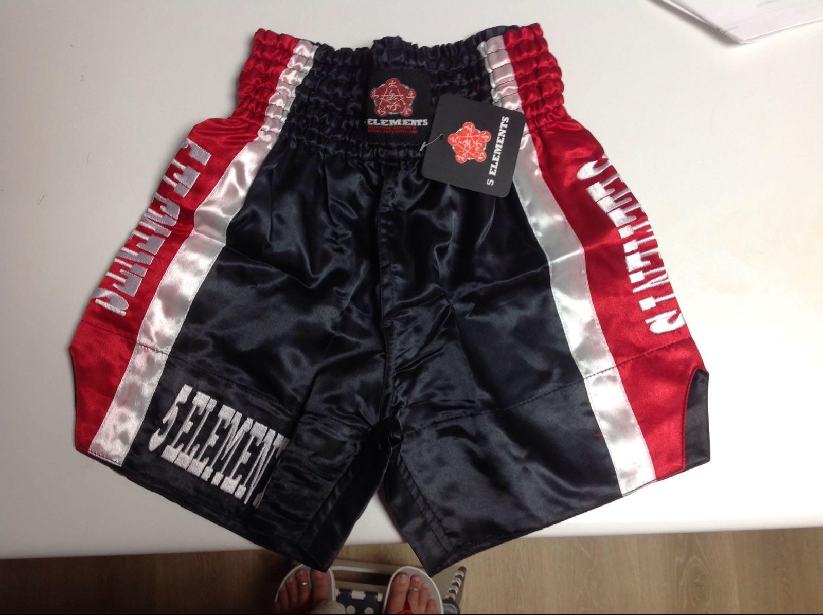 Kids Muay Thai Uniform Shorts