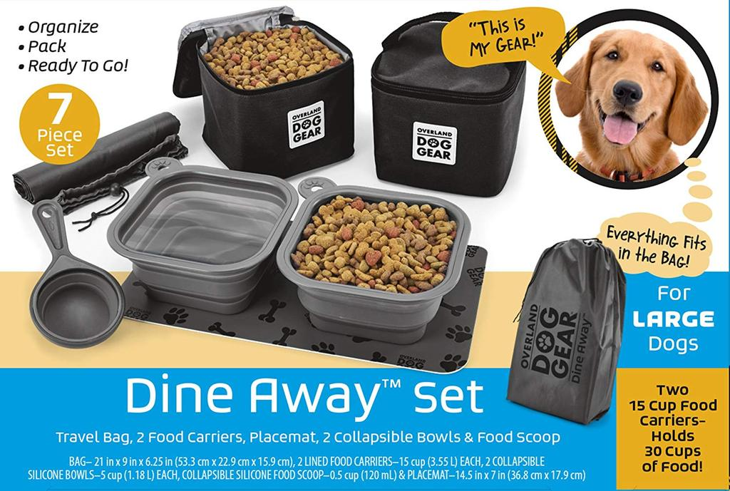 Dog Gear Carry Cases