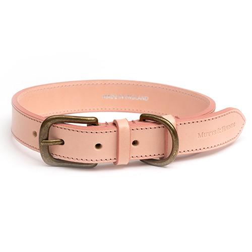 Mutts & Hounds Leather Collars