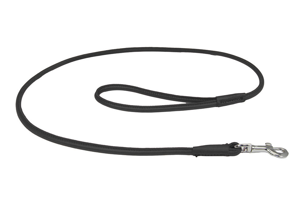 Earthbound Rolled Leather Leads