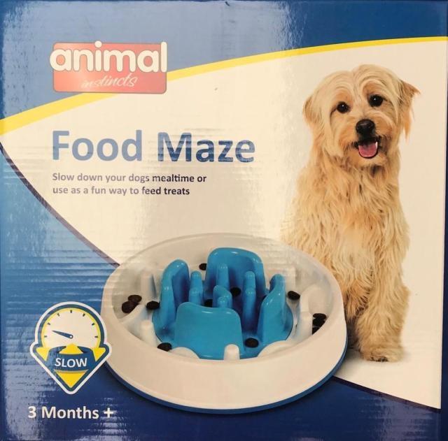 Animal Instincts Slow Feeder