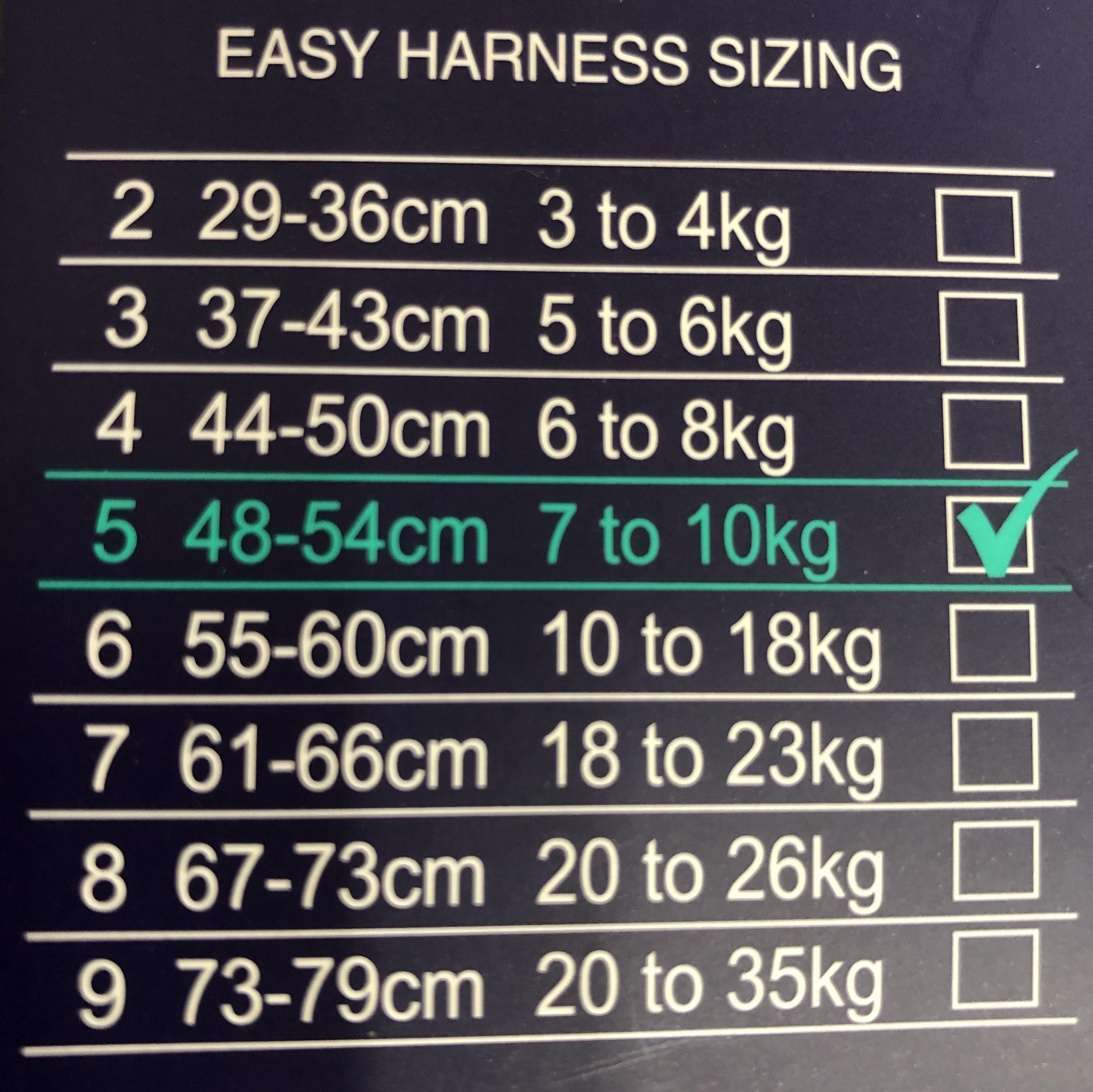 Hugo & Hudson Easy Harness