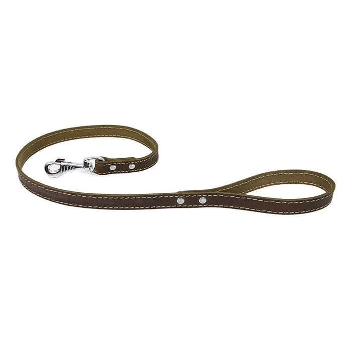 Earthbound Ox Leather Lead
