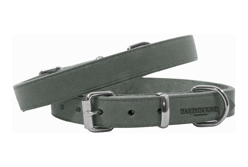 Earthbound Soft Country Leather Collars