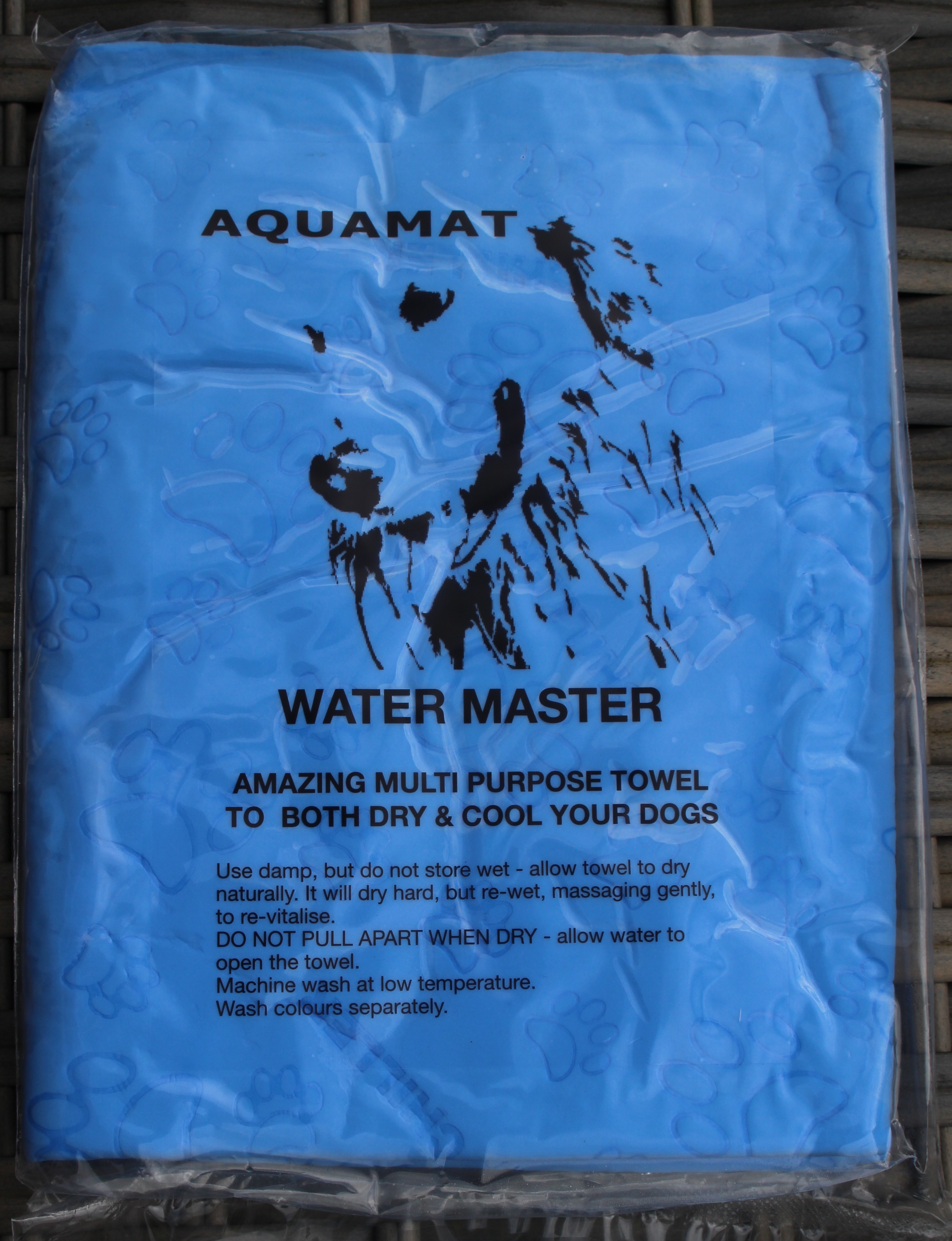 Aquamat Tube Towels
