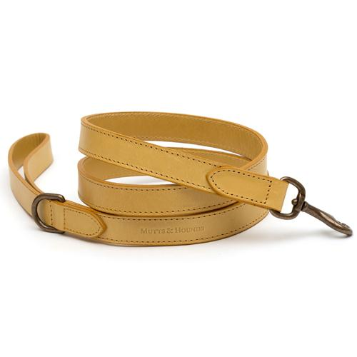 Mutts & Hounds Leather Leads