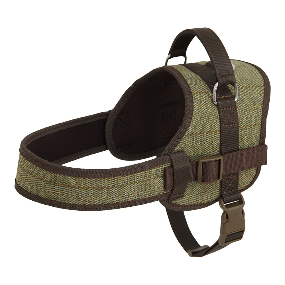 Earthbound Tweed Harness