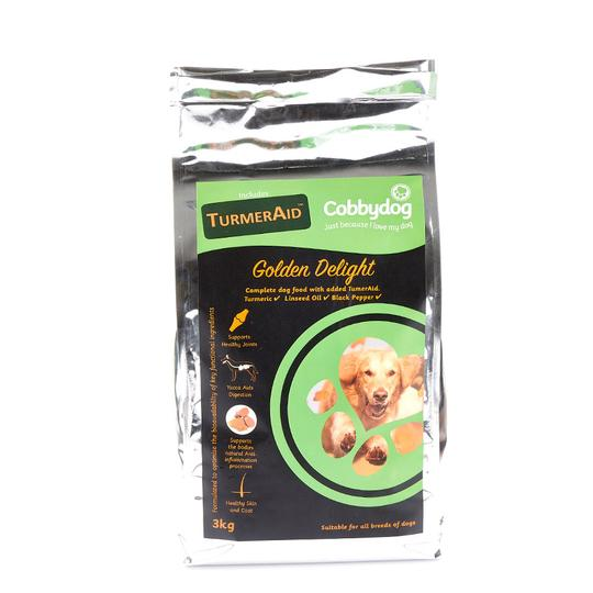Cobby Dog Golden Delight 3KG