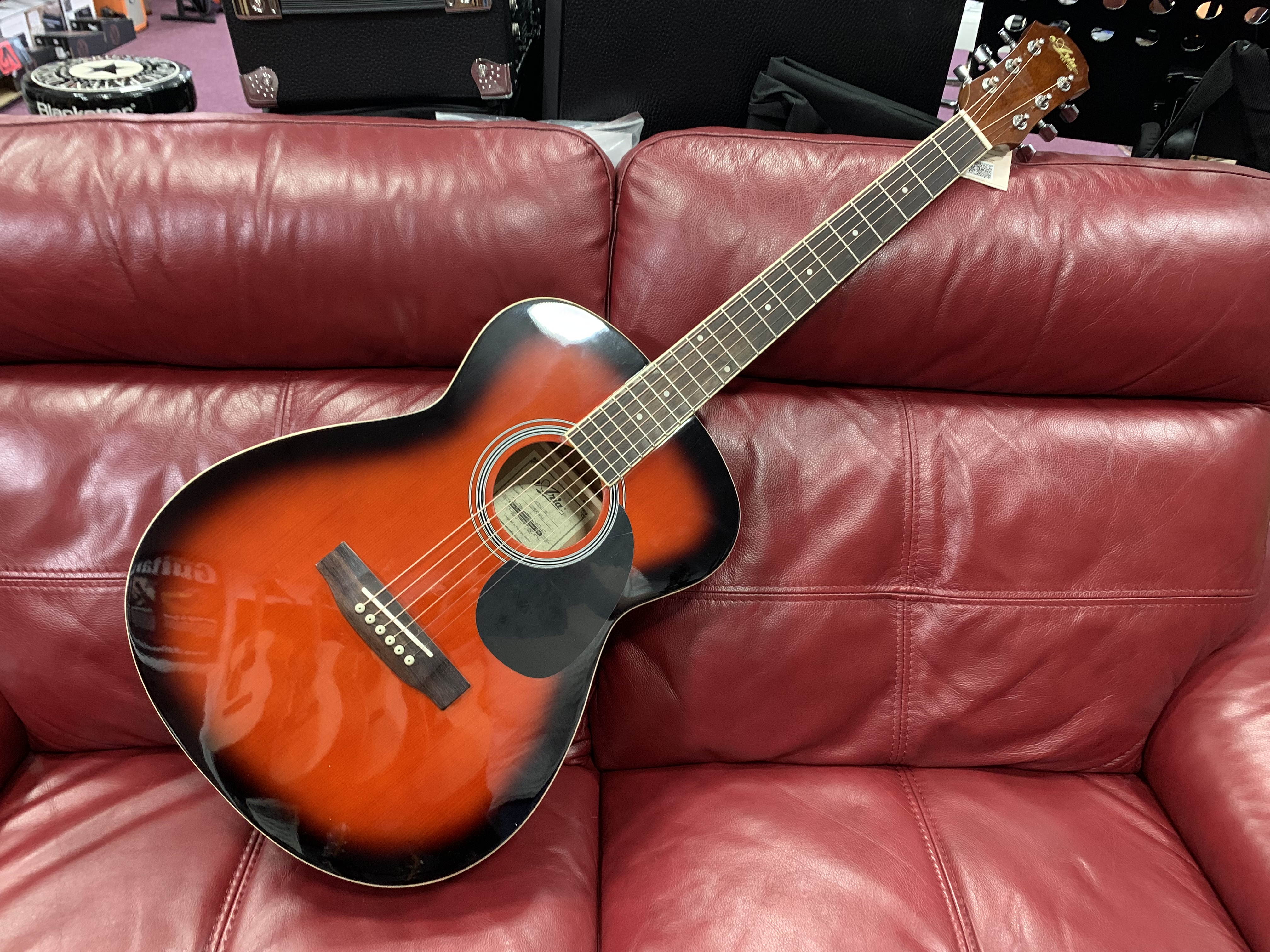 Aria AFN 15 BS Acoustic Guitar