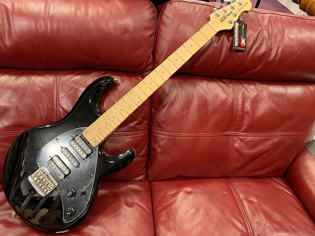 Music Man Silhouette Electric