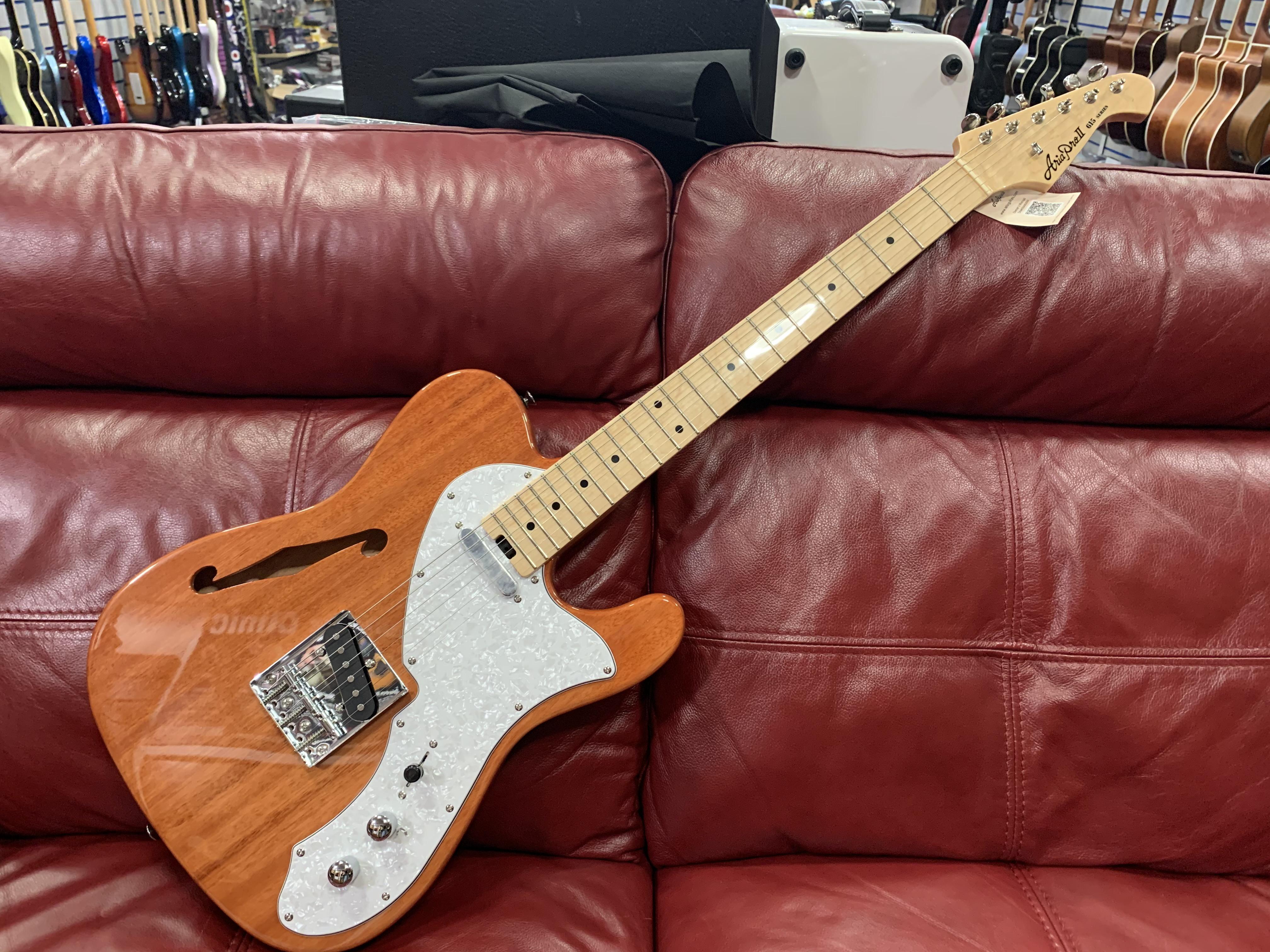 Aria Pro II 615 Series Electric Guitar