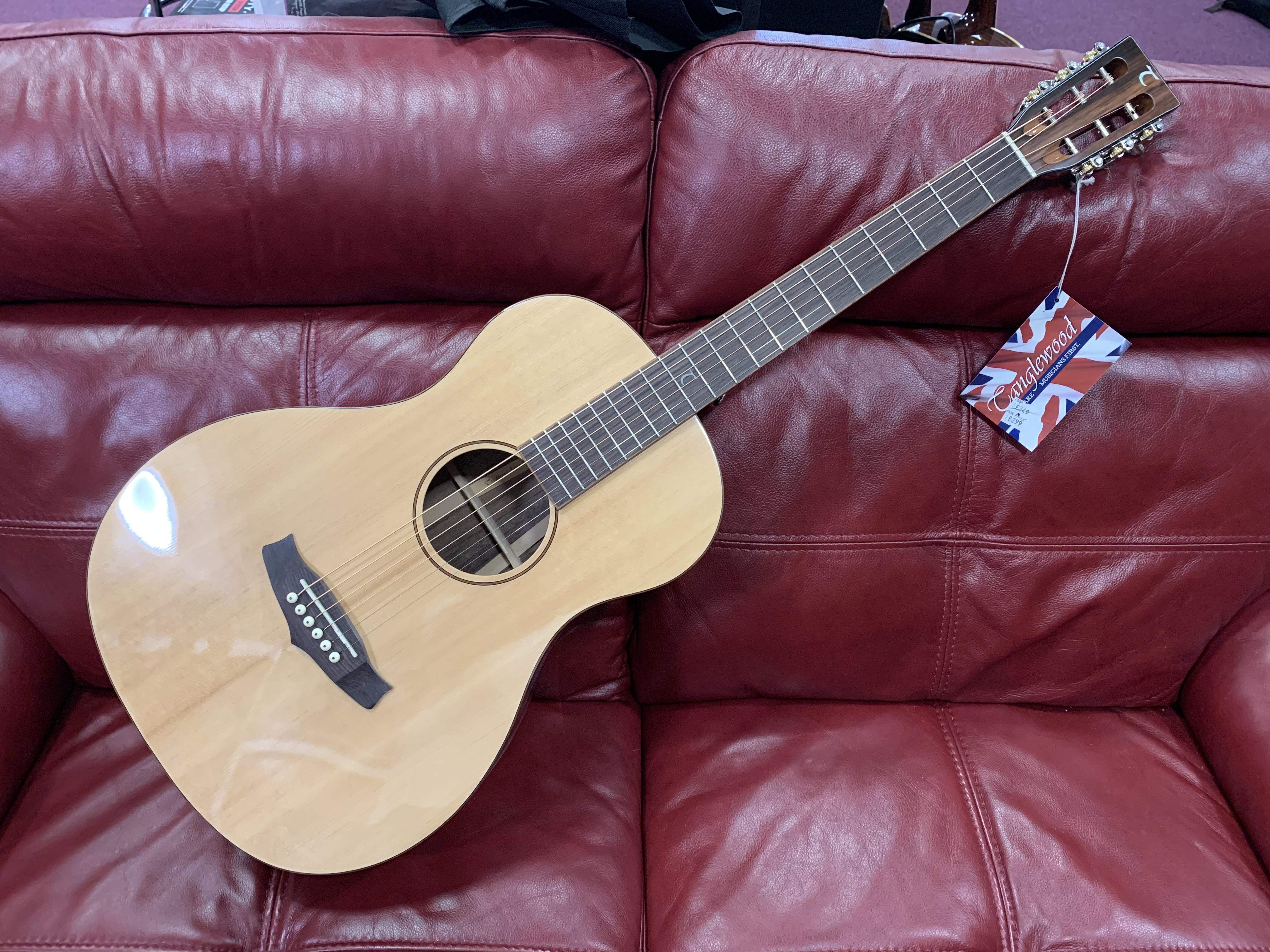 Tanglewood Java TWJP S Electro Acoustic Guitar (RRP £349)