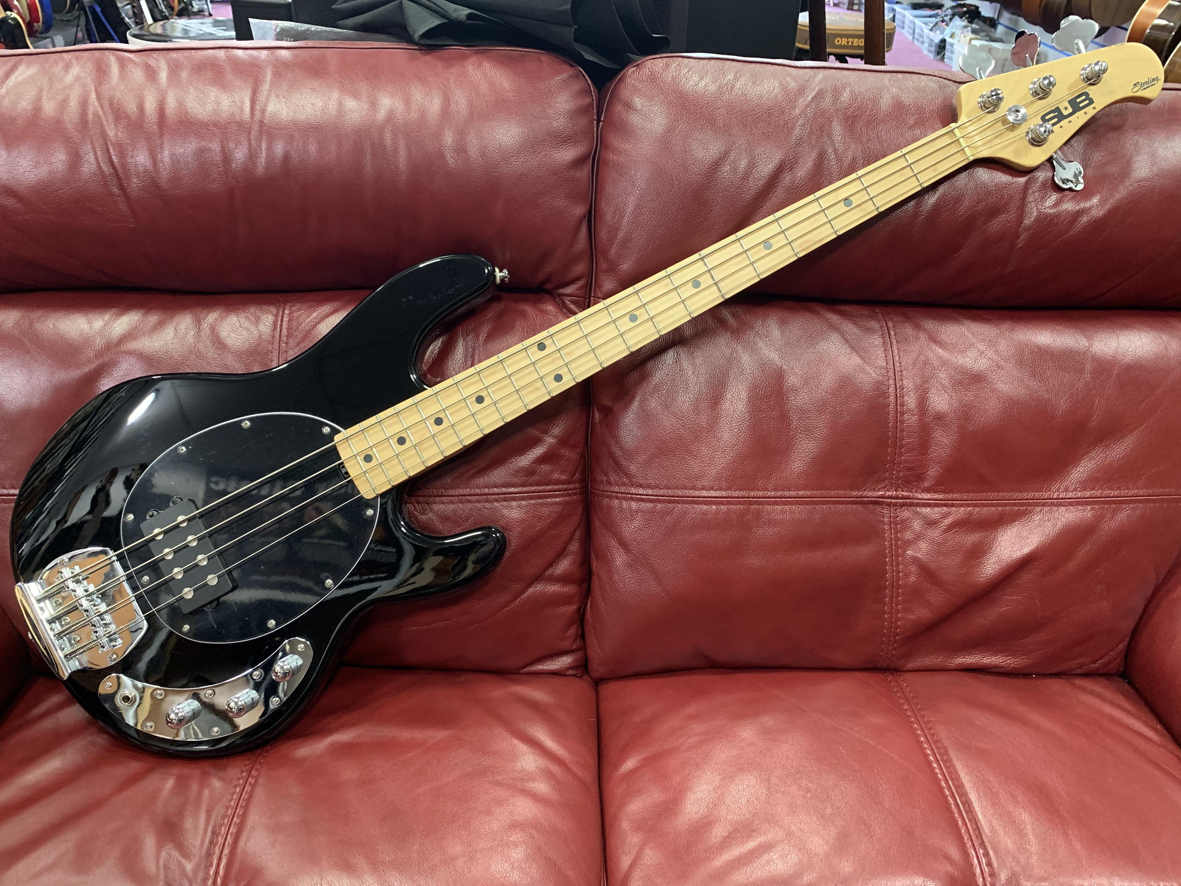 Musicman Sub Series Bass Guitar (In Shop £349)