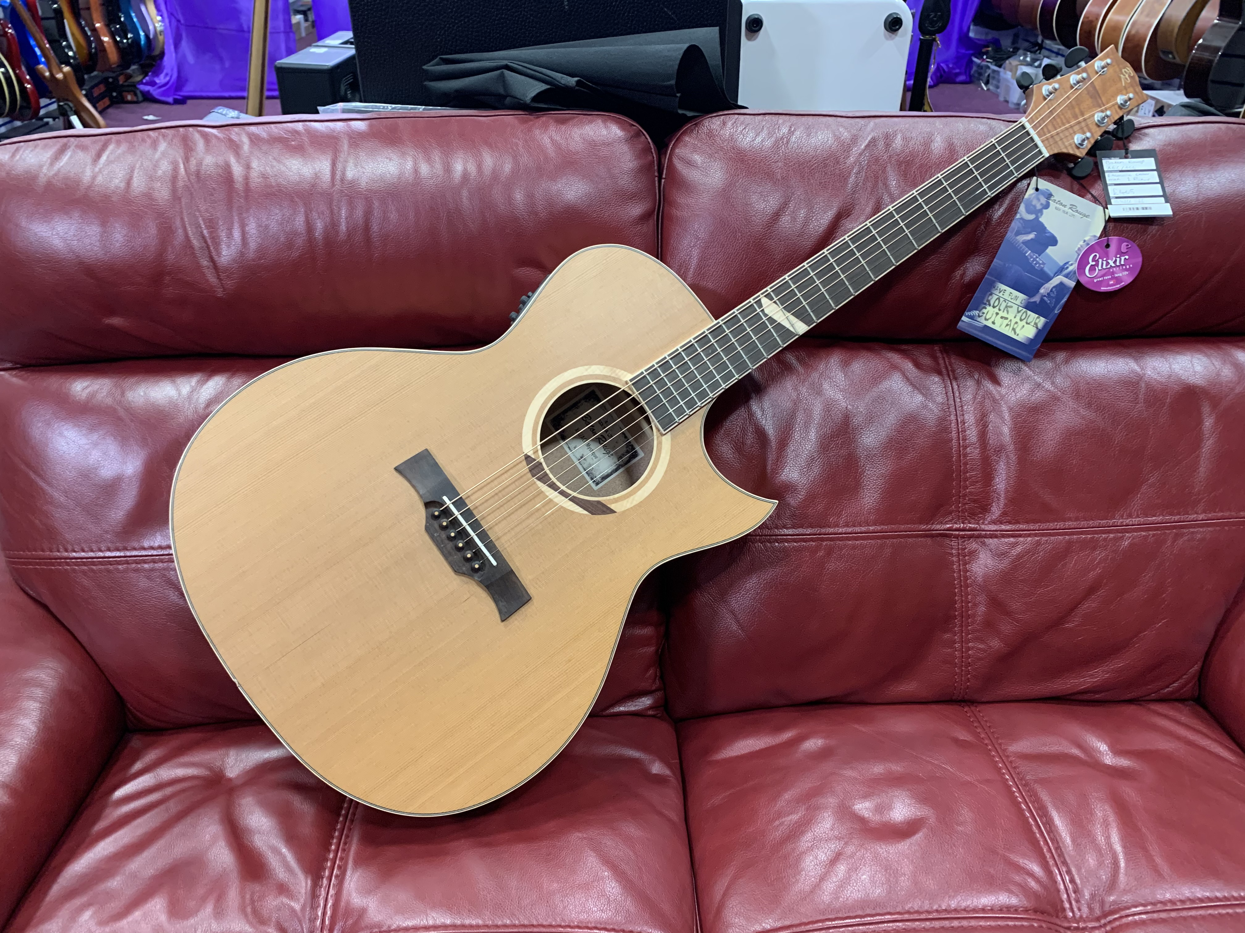 Baton Rouge X6C/ACE Electro Acoustic Guitar (Lockdown Special RRP £465)