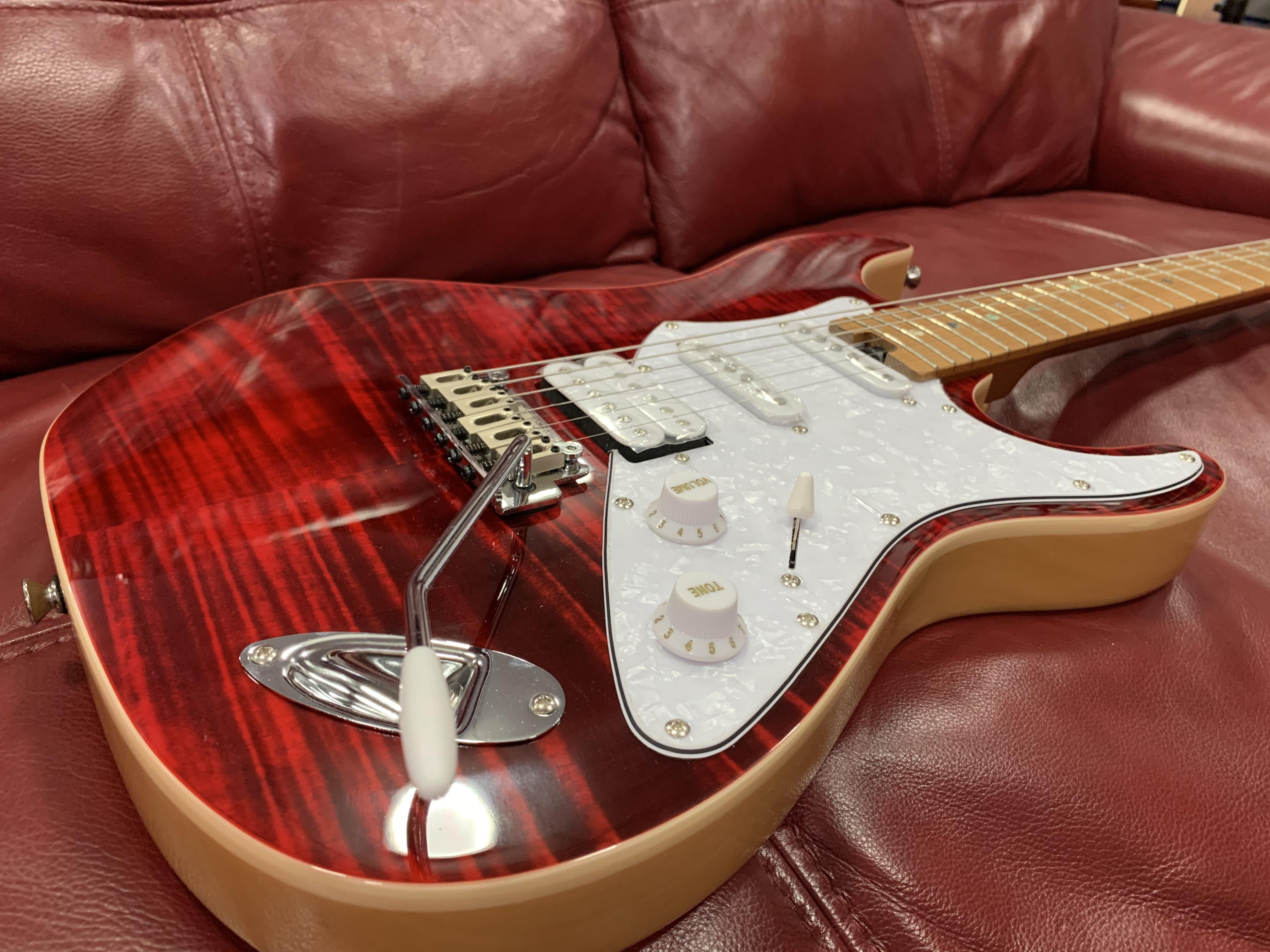 Aria Pro II Fullerton Electric Guitar