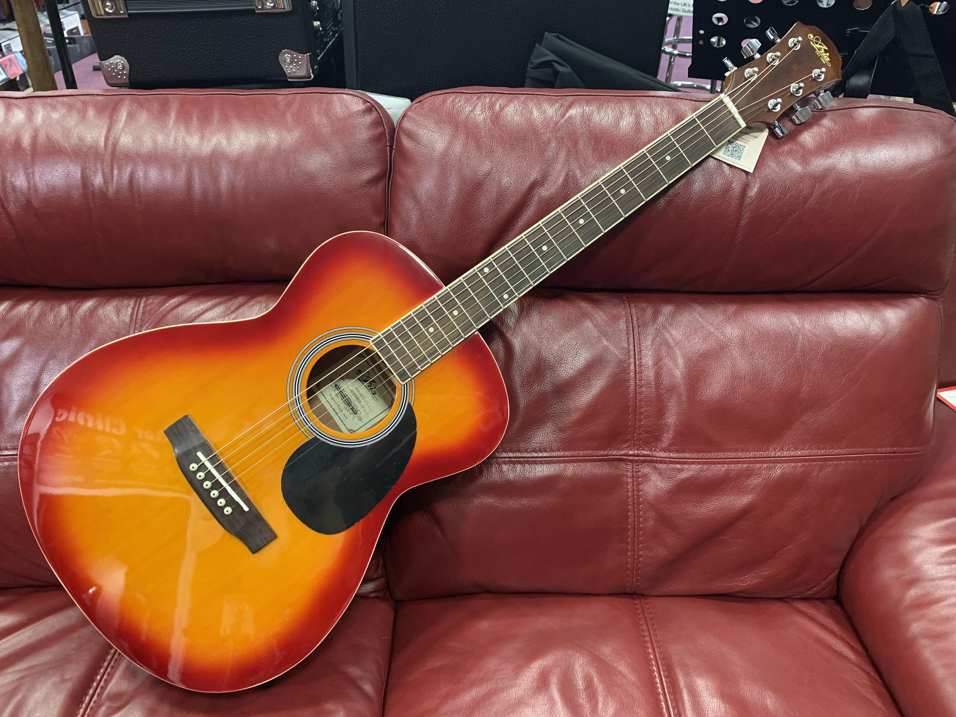 Aria AFN 15 CS Acoustic Guitar