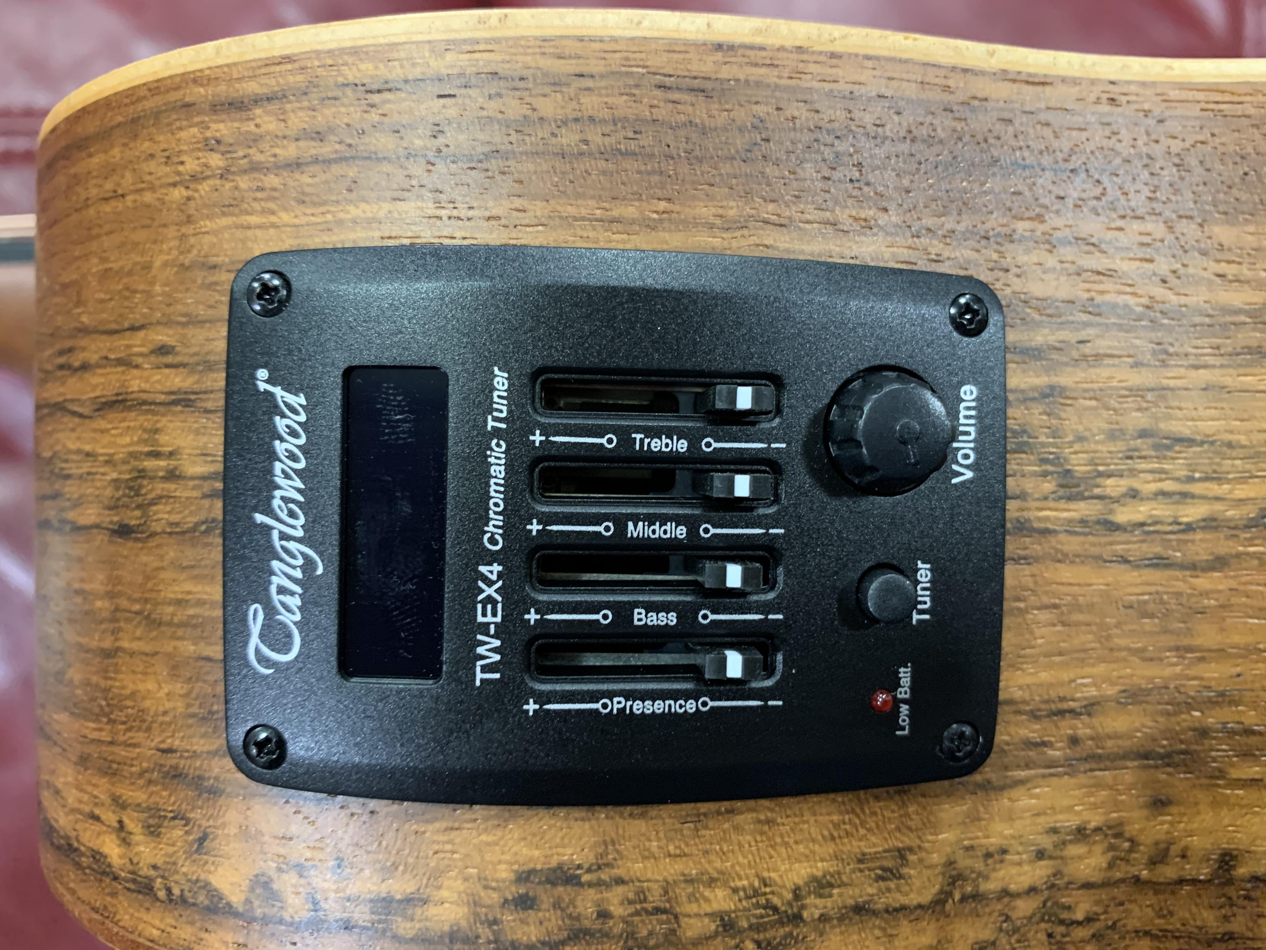 Tanglewood DPT PT HR Electro Acoustic Guitar