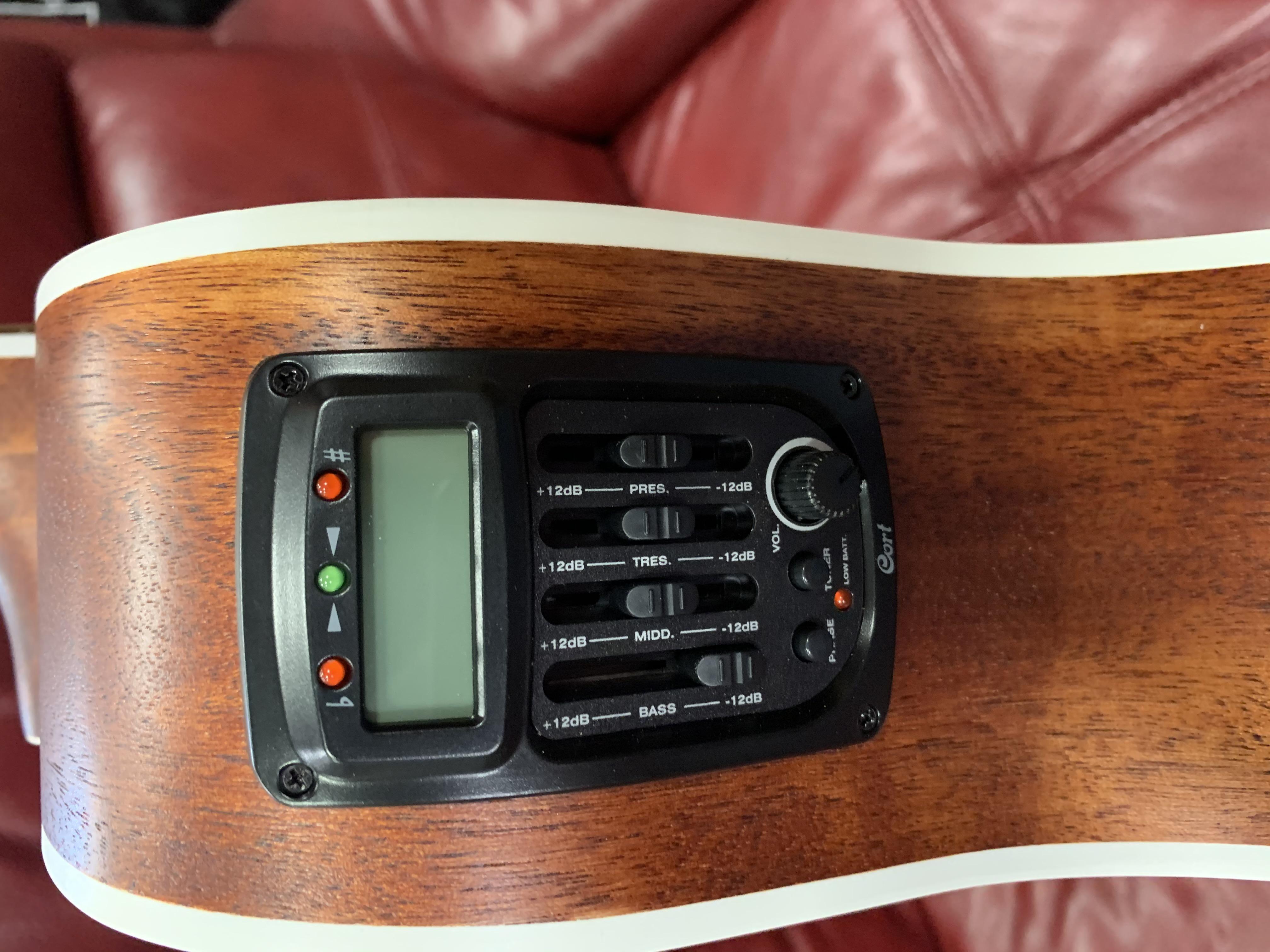 Cort GA MEDX M OP Electro Acoustic Guitar