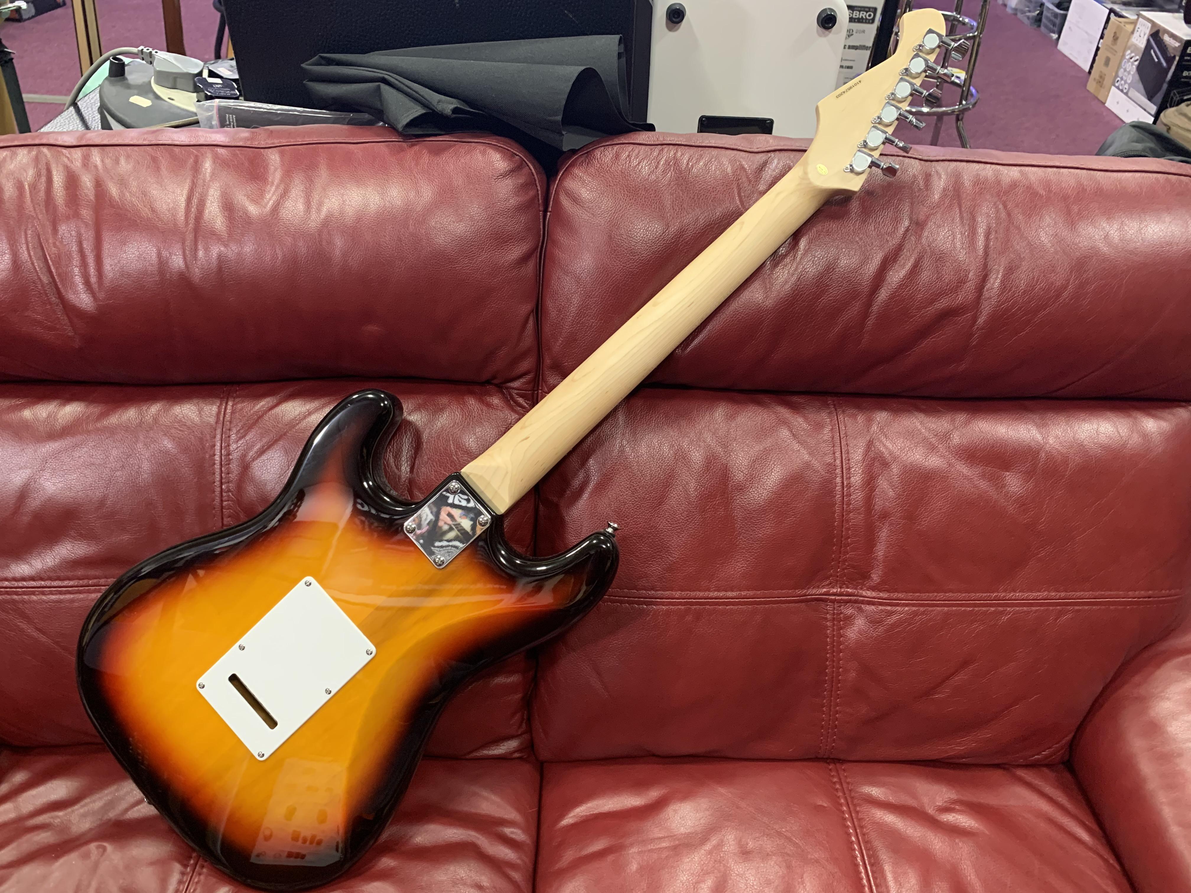 Aria Pro II STG Series Electric Guitar