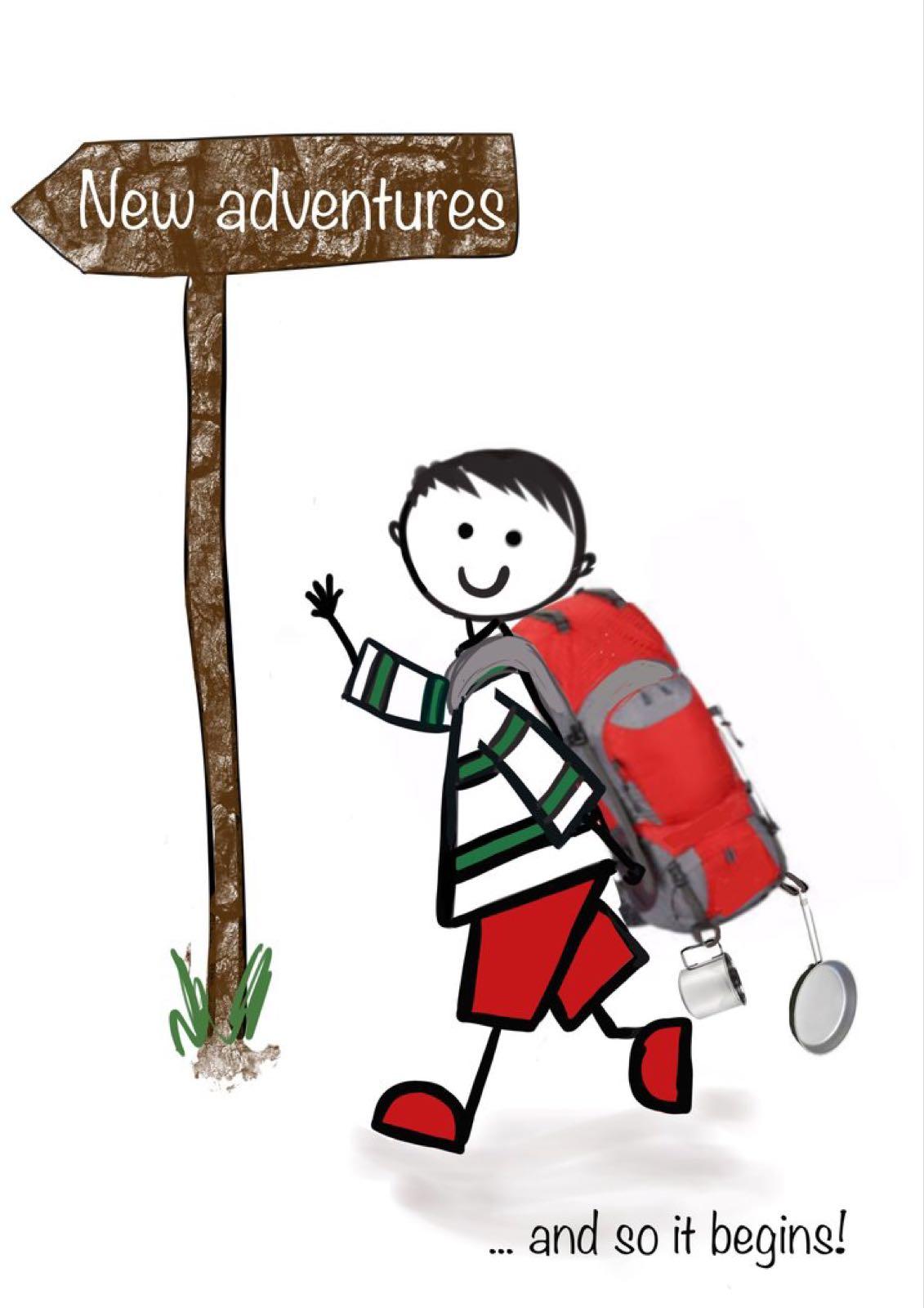 New Adventures (FDE86)
