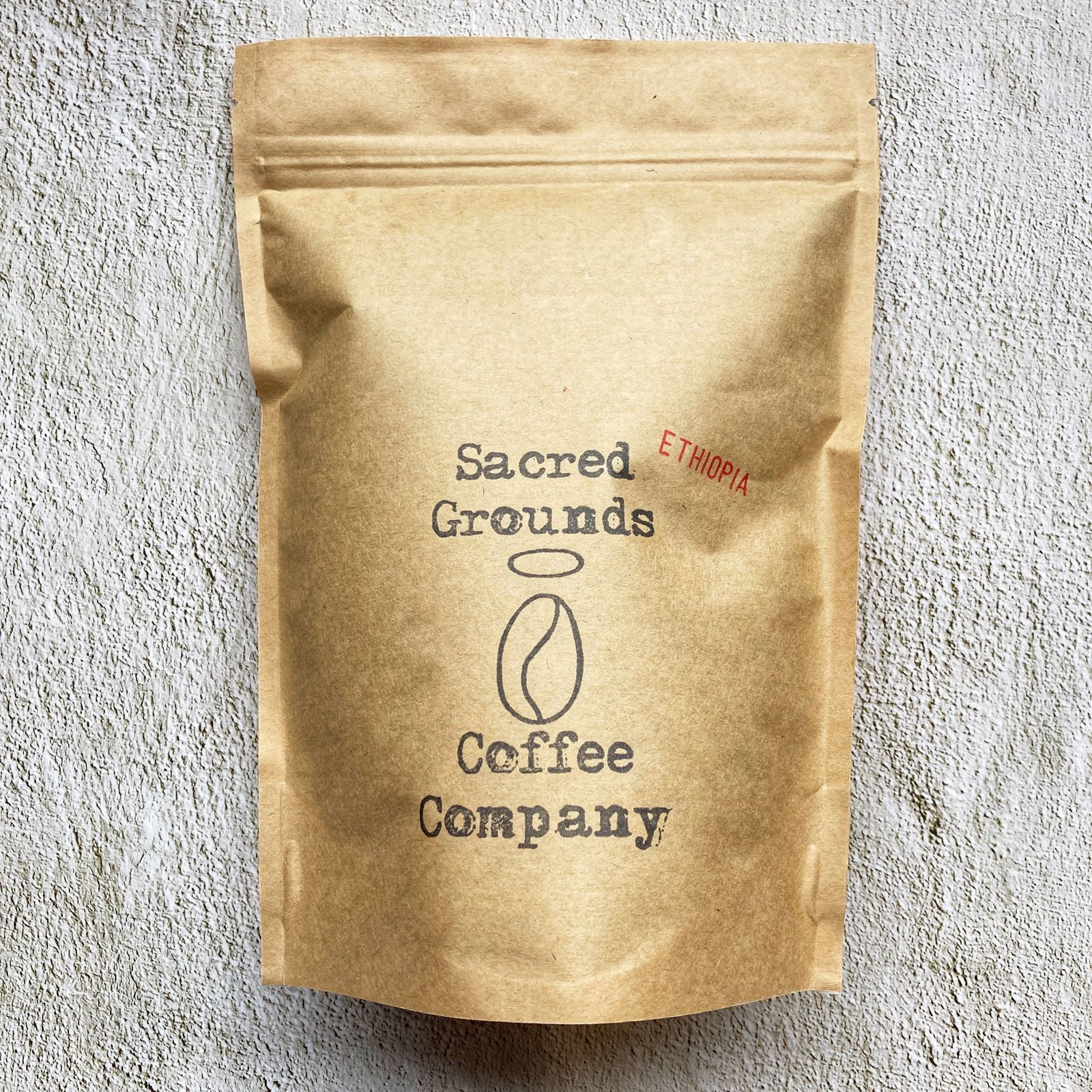 Ethiopia - Sacred Grounds Coffee Beans