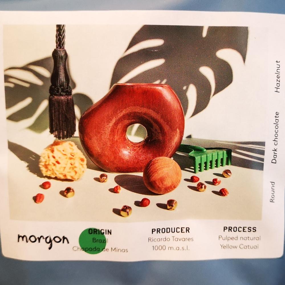 Morgon Coffee roasters