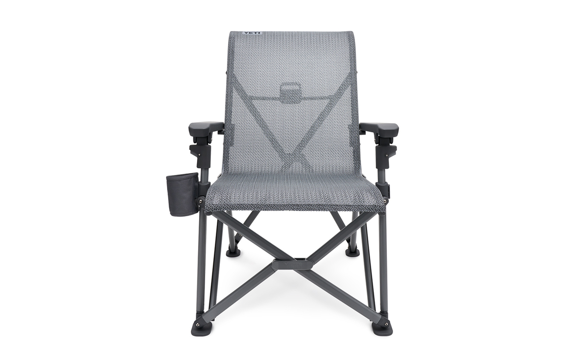 YETI Trailhead Camp Chair Charcoal