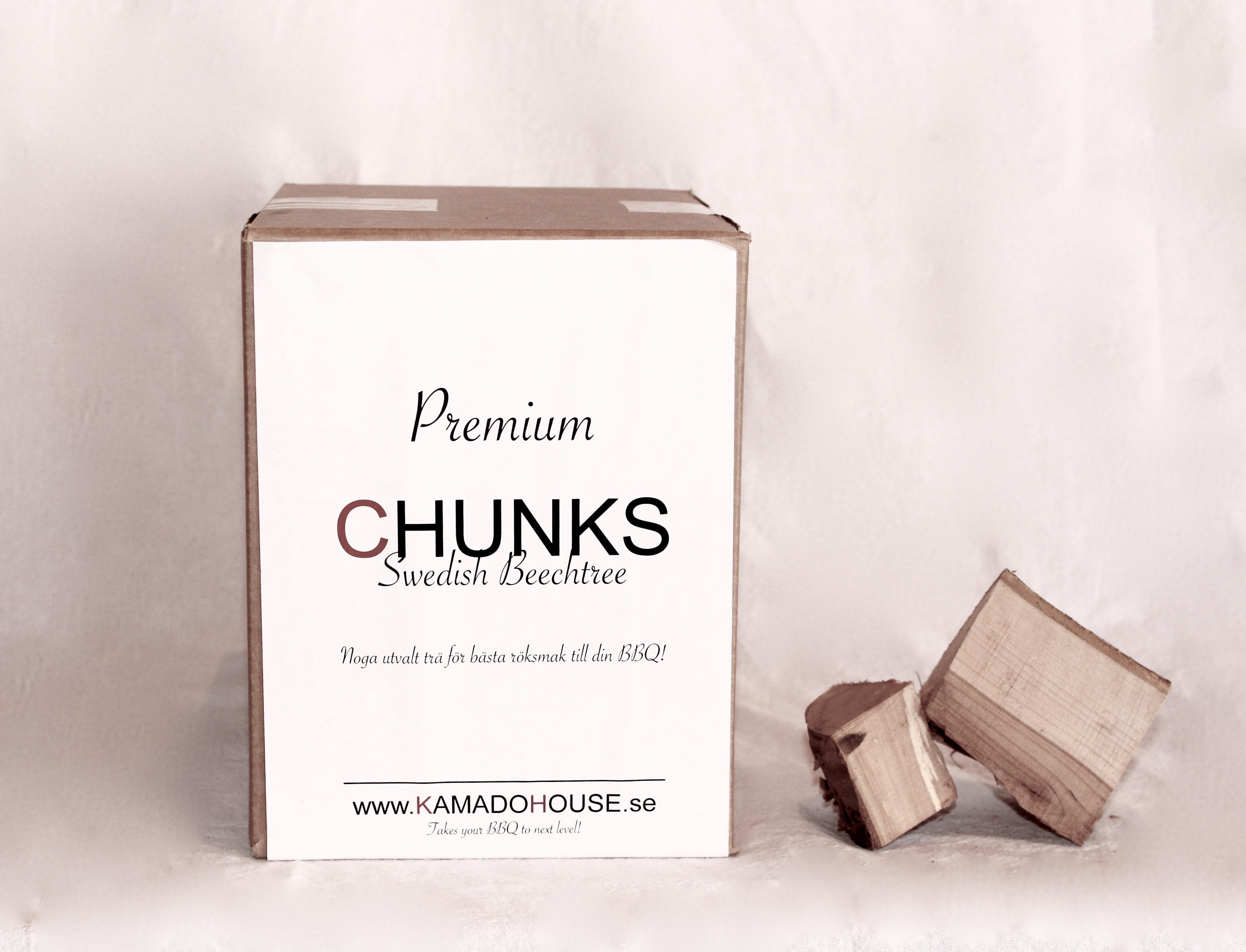 Bok Chunks 2 kg