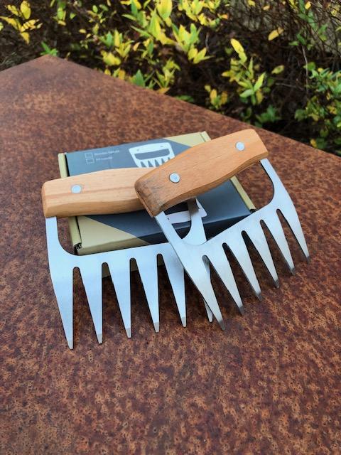 Köttklor / Bear claw