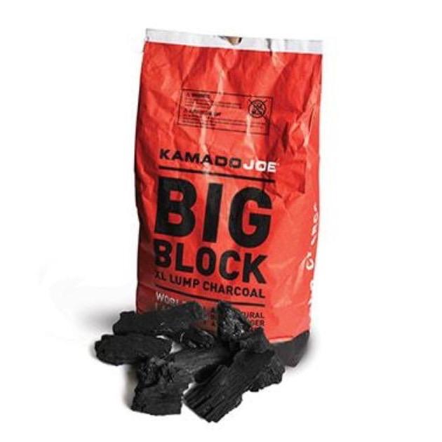 Kamado Joe Big Block kol 9 kg